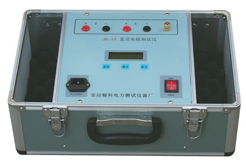 JK-10直流电阻测试仪