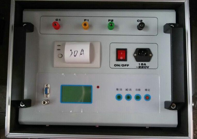 大电流大地网接地电阻测试仪